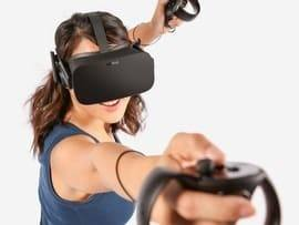 Аренда Oculus Rift CV1 и Oculus Touch в Москве - фото