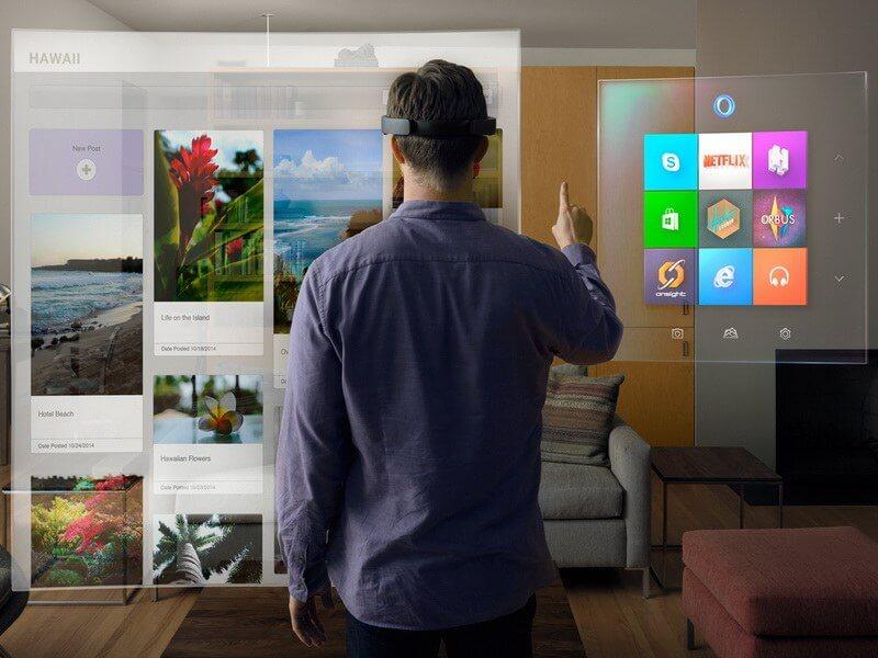 Аренда Microsoft Hololens фото-1