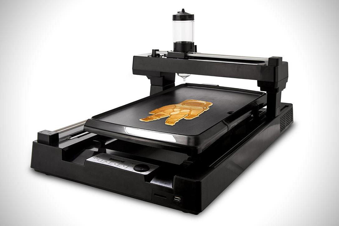 Блинный принтер PancakeBot 3D - фото