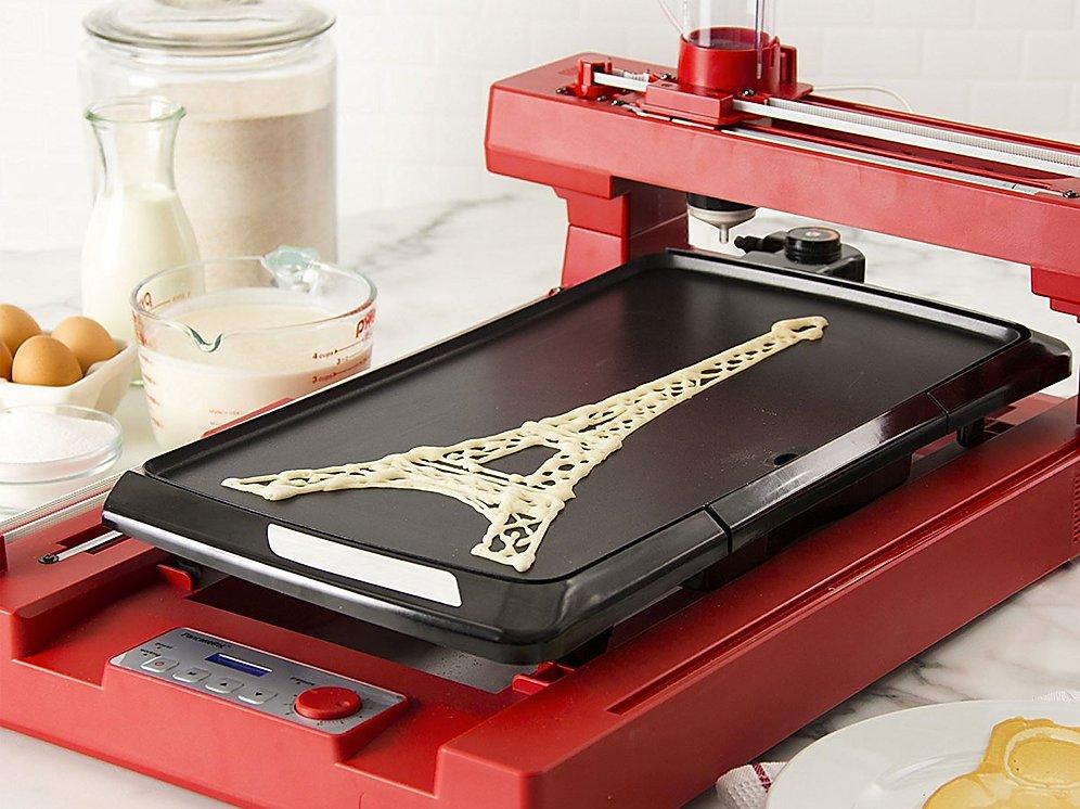 Блинный принтер PancakeBot 3D фото-3