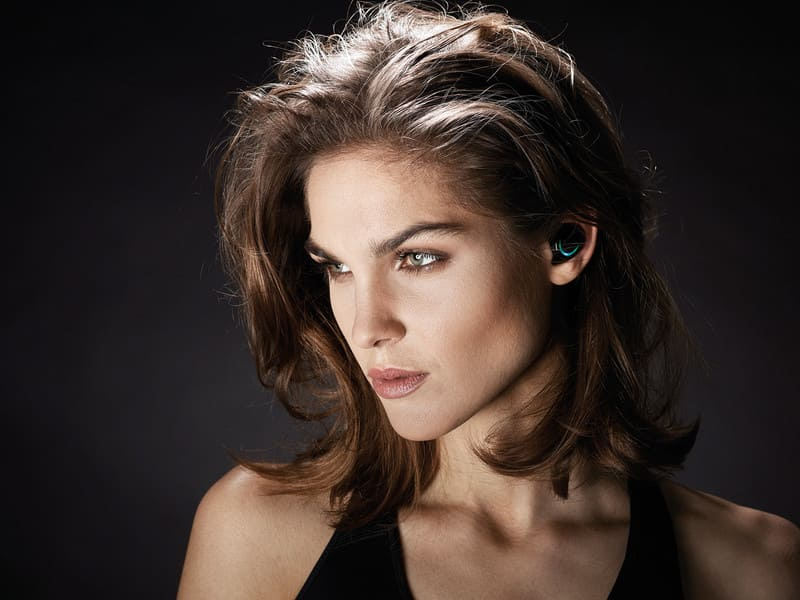 Bragi Dash Pro headphone наушники фото-2