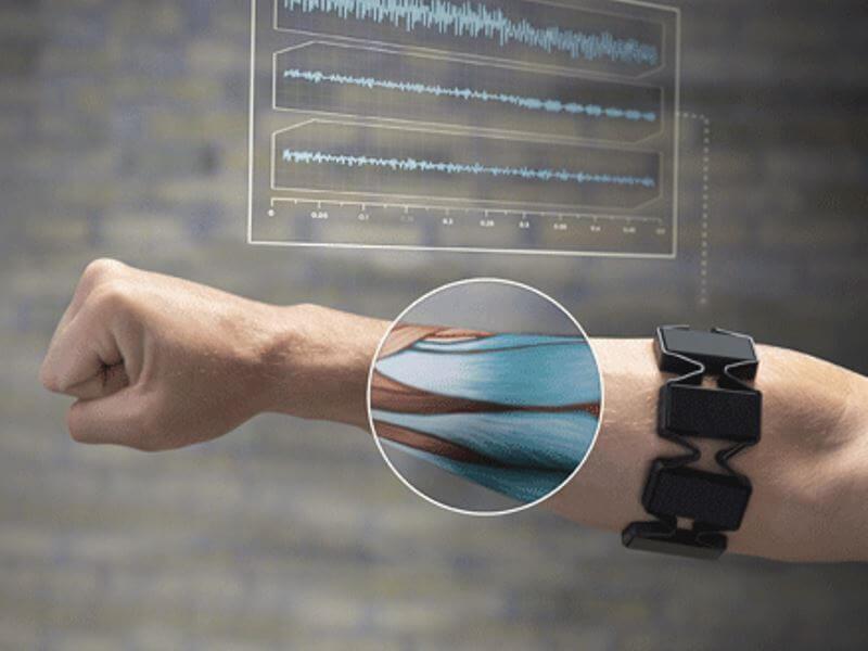 Myo Gesture Control Armband фото-1