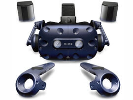 Набор Vive Pro Full Kit с базовыми станциями 2.0 - фото