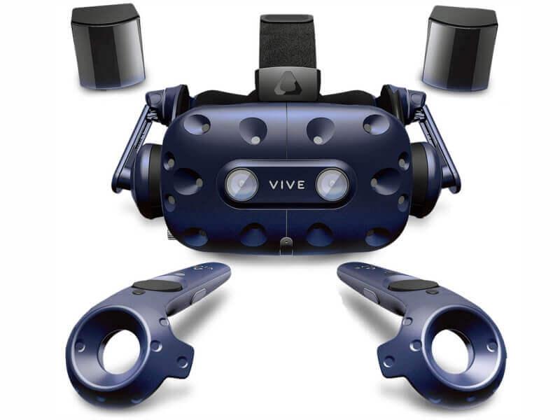 Набор Vive Pro Full Kit с базовыми станциями 2.0 фото-2