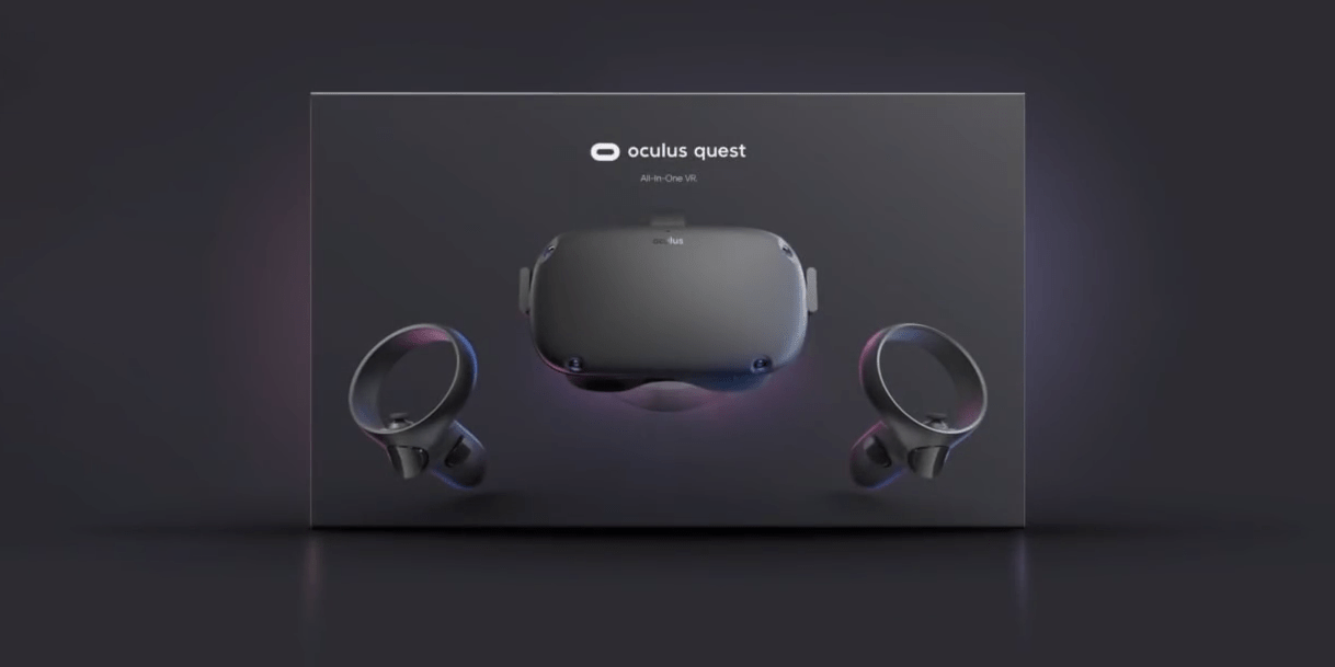 Oculus Quest 128 GB - фото