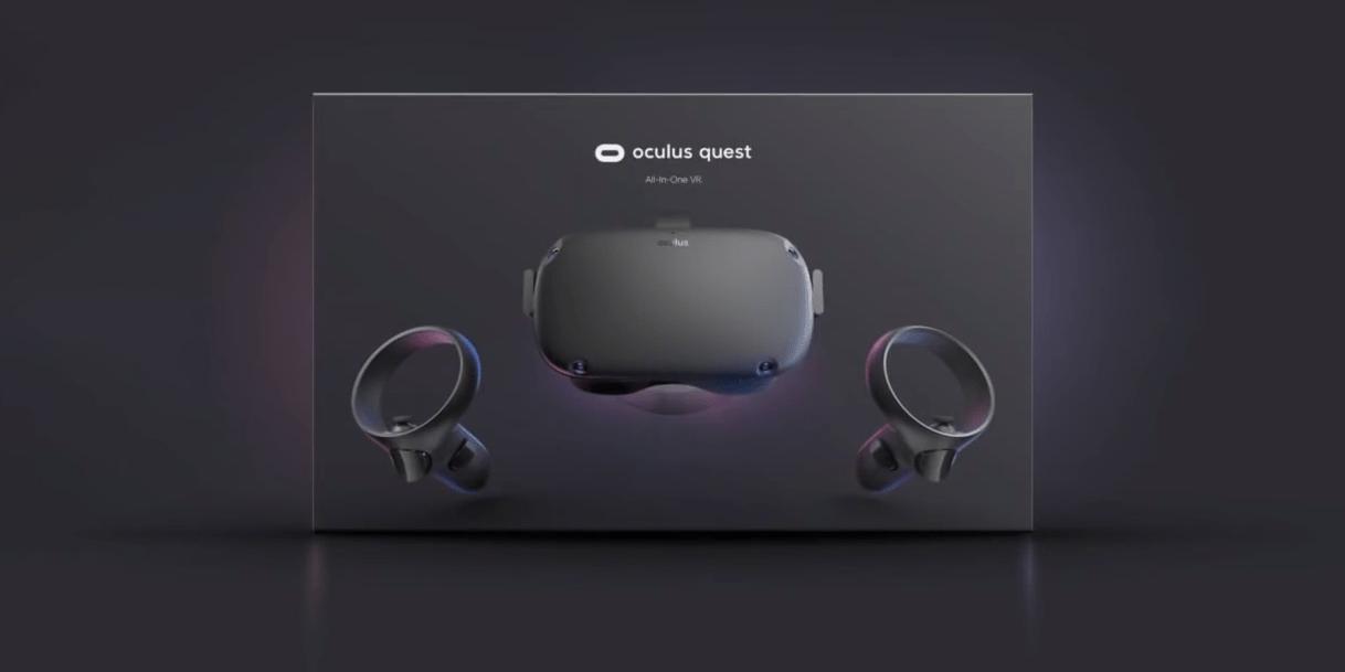 Oculus Quest 128 GB - фото