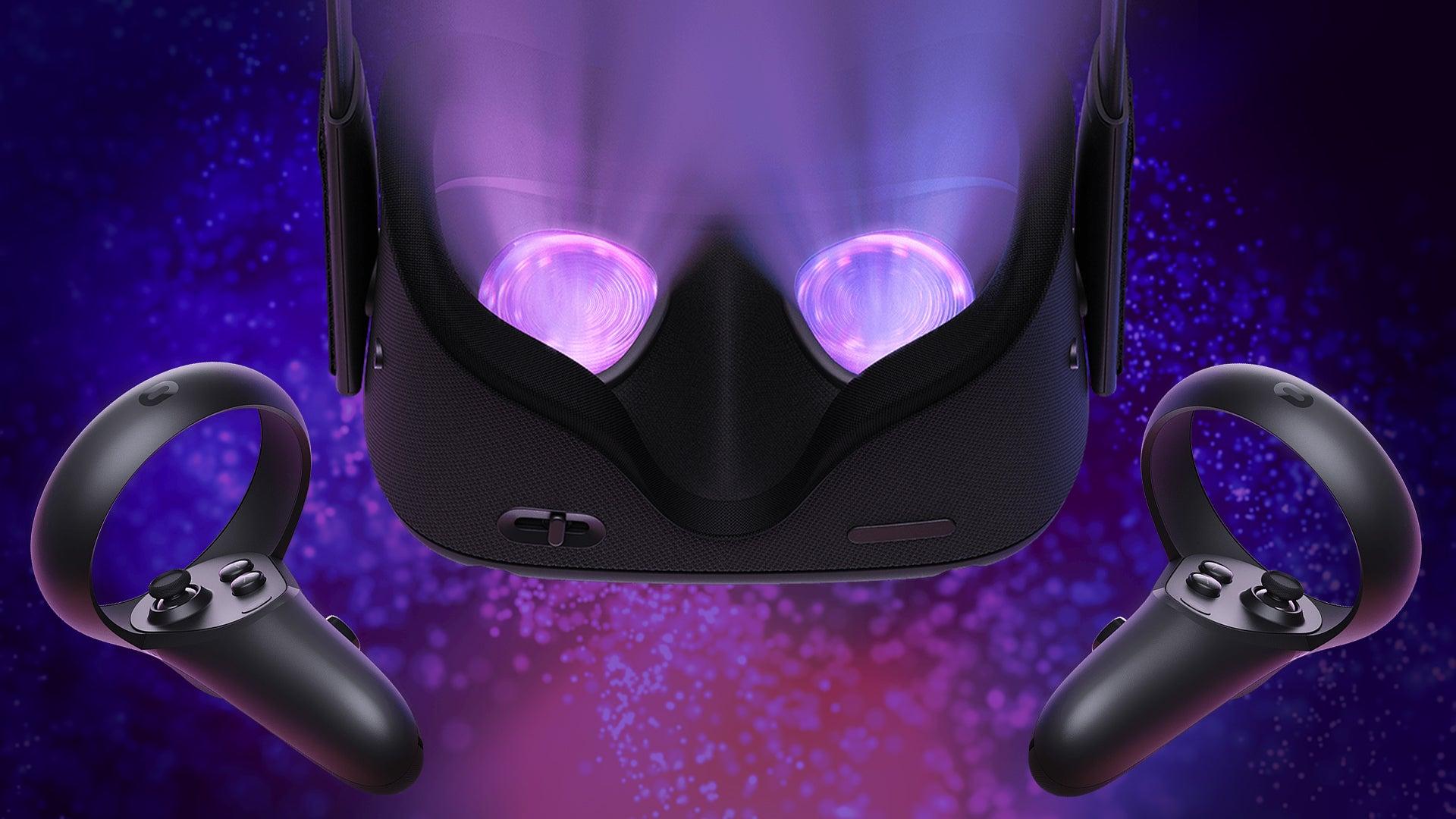 Oculus Quest 128 GB фото-2