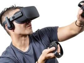 Oculus Rift CV1 и Oculus Touch - фото
