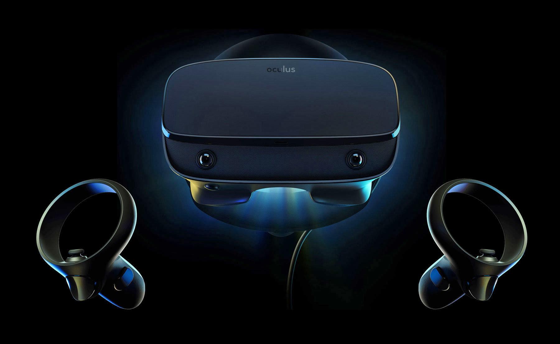 Oculus Rift S - фото