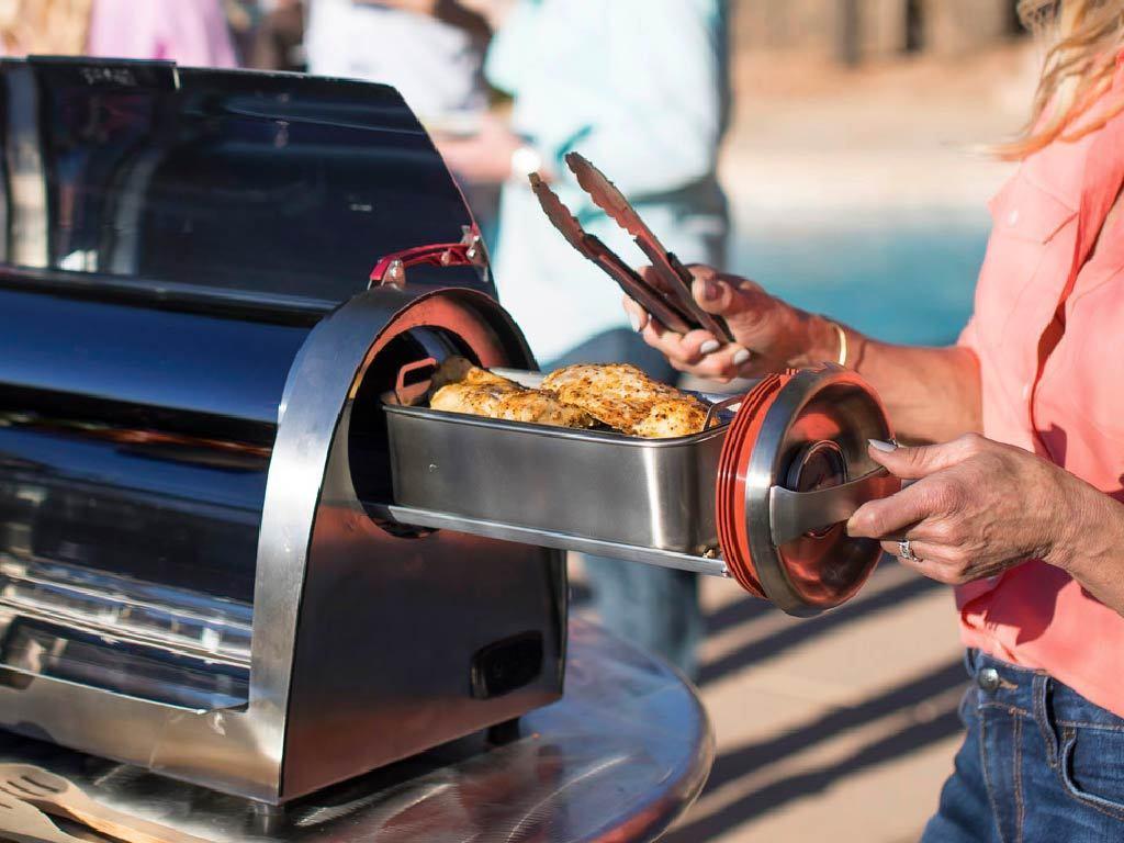 Солнечная печь Gosun Grill фото-2