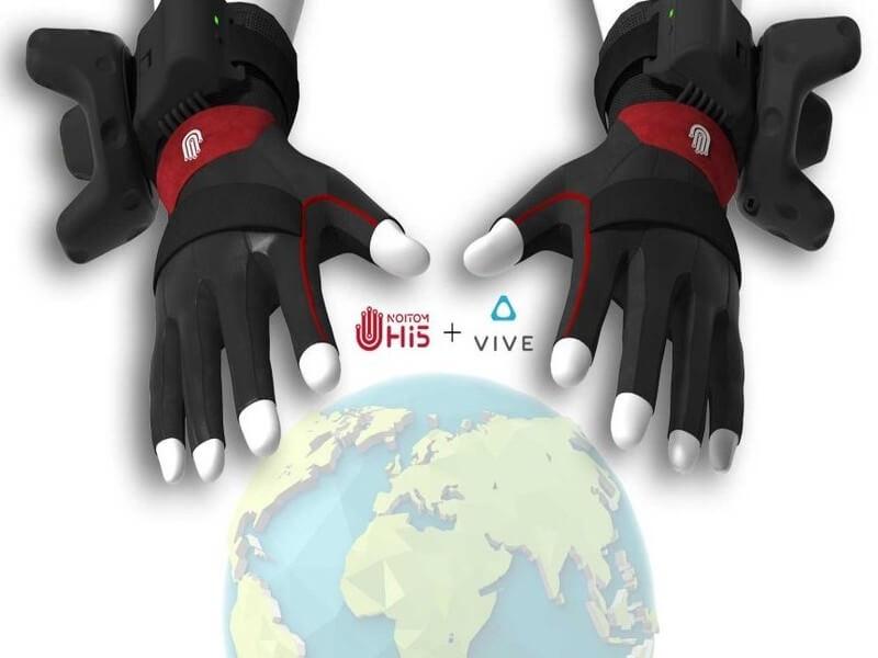 Перчатки Noitom Hi5 VR Glove фото-3