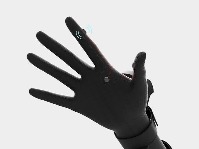 Перчатки Null Touch для HTC Vive Tracker фото-1
