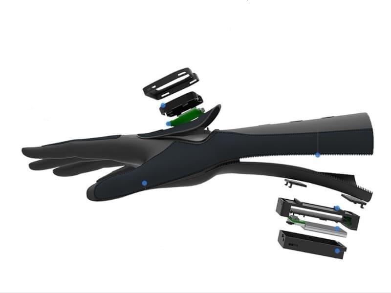 Перчатки Null Touch для HTC Vive Tracker фото-2