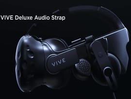 Vive Deluxe Audio Strap - фото