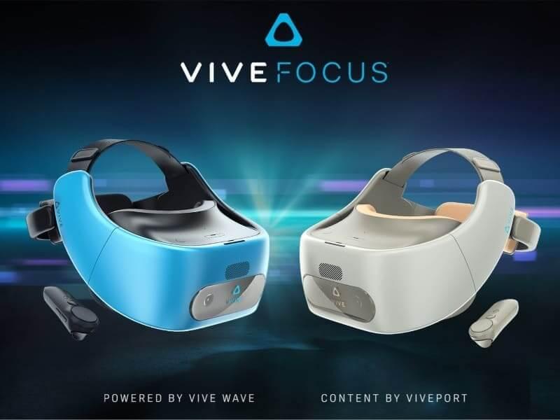 HTC Vive Focus фото-1
