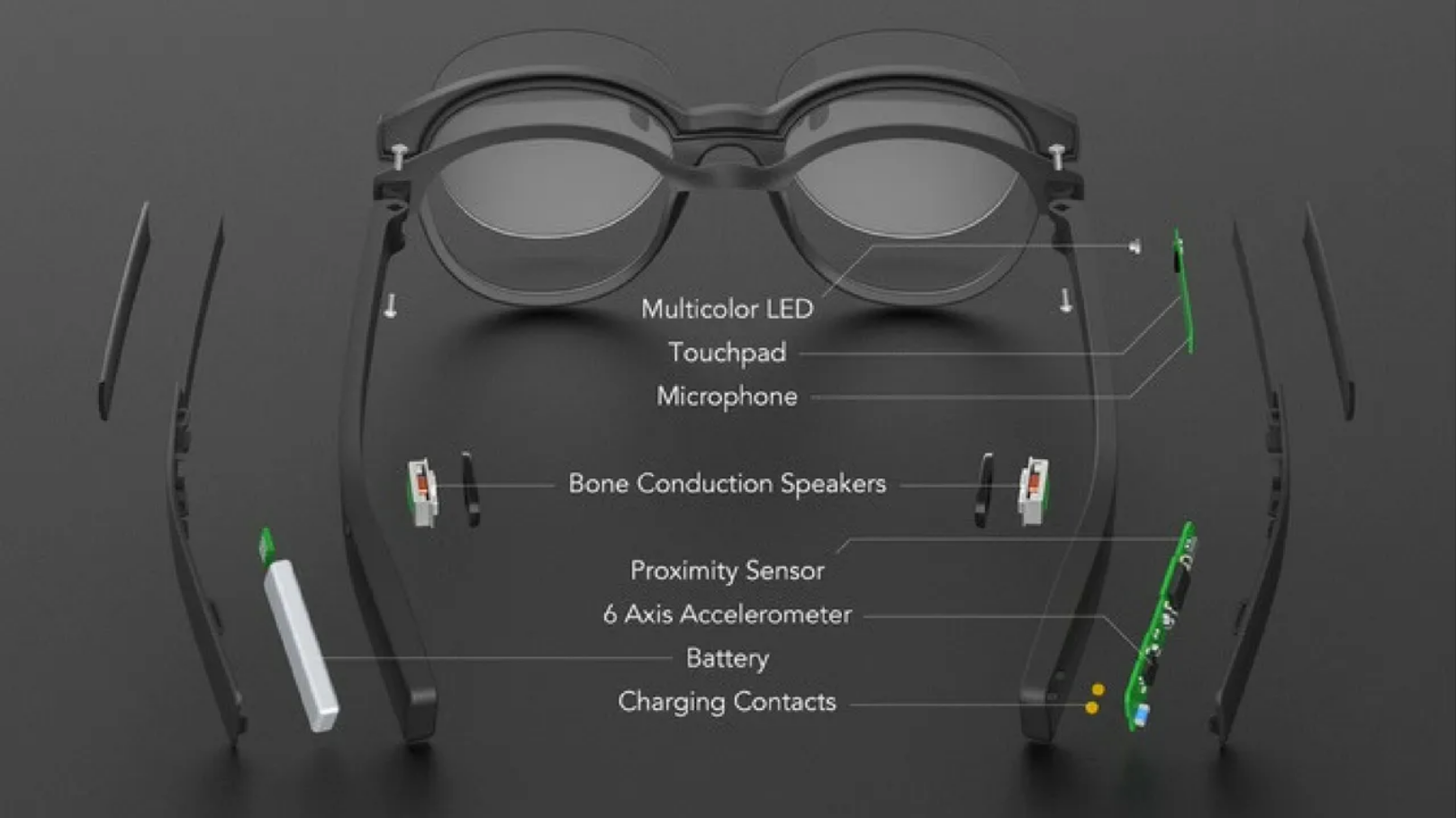 Vue Smart Glasses фото-2